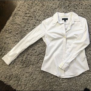 Banana Republic Non-Iron Button Down